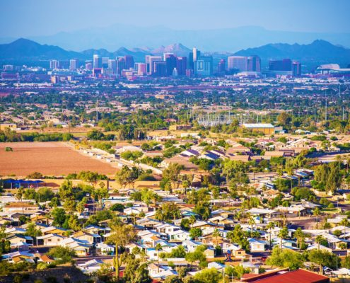 Best Arizona Cities for Business