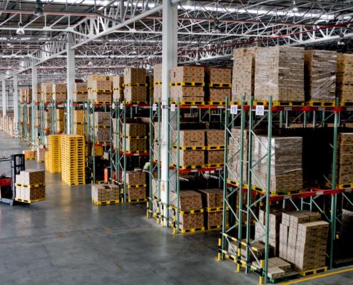 warehouse company transition strategy