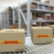 large office relocation for DHL